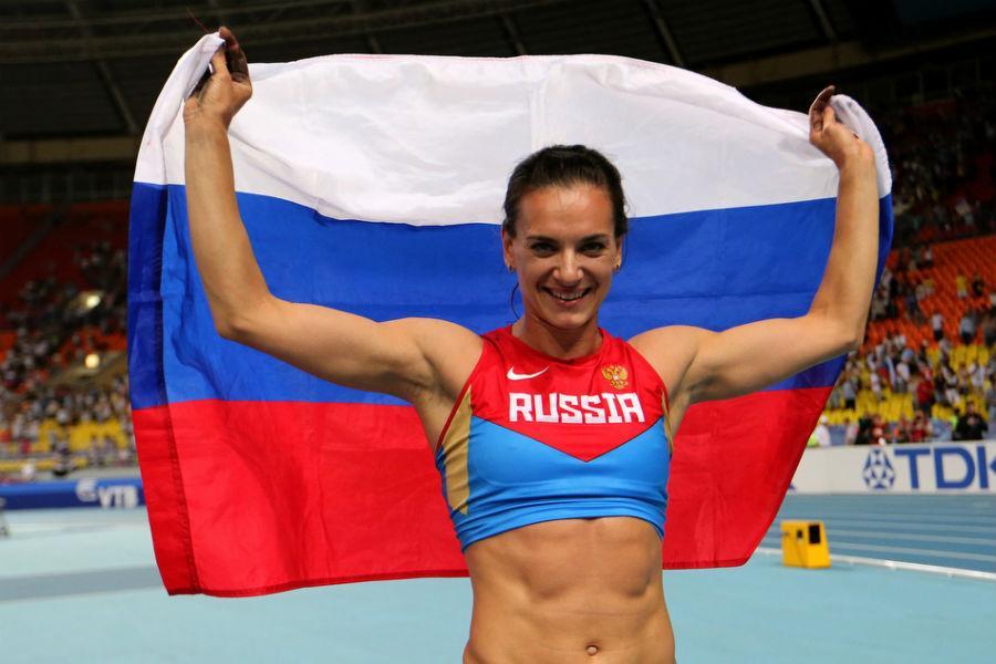 Исинбаева получила письмо от IAAF относительно индивидуального участия в Олимпиаде - 2016