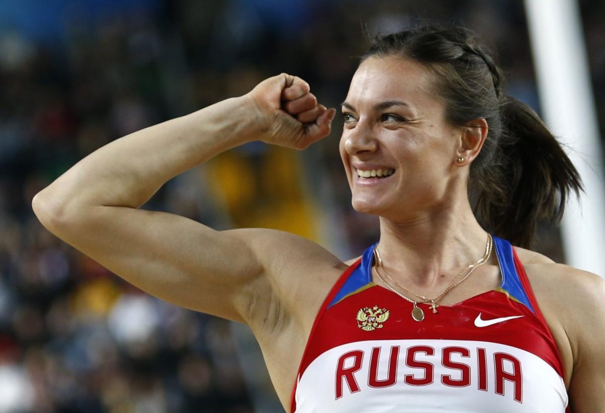 Легкоатлеты из России, отстраненные от ОИ - 2016, получили поддержку в Риме