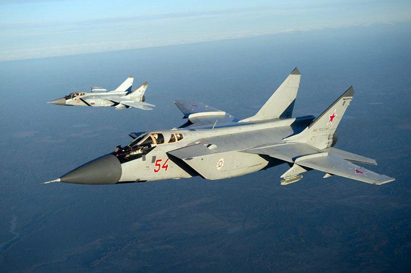 В России появились истребители для ракетного комплекса «Кинжал»