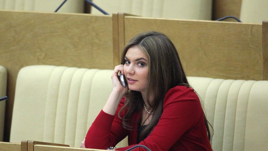Кабаева прямо намекнула на Путина, отвечая на нескромный вопрос