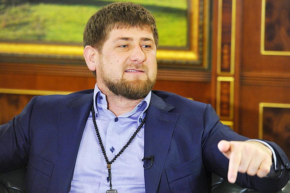 Кадыров лично накажет Трампа и Меркель, он рассказал как