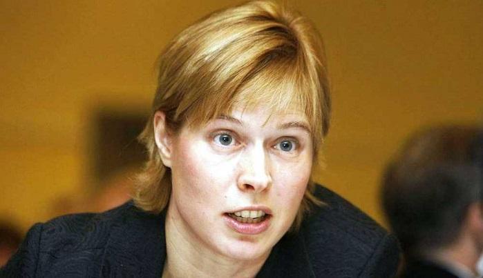 Президент Эстонии пообещала приехать с визитом в Россию после ратификации пограндоговора
