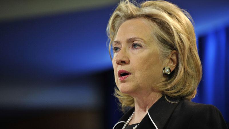 В США испытали «политический шок» после поездки Клинтон в РФ: под угрозой оказалась государственная тайна
