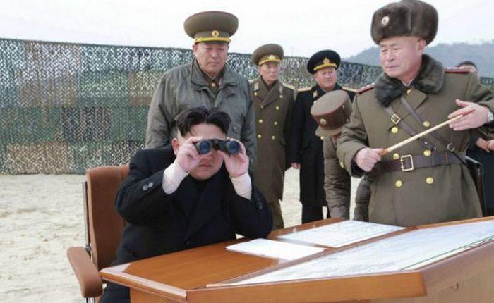 КНДР грозят уничтожить Сеул и базу США на острове Гуам