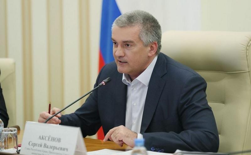 Аксенов нашёл способ уладить спор с Украиной по Крыму: «Американцы с этим не справятся»