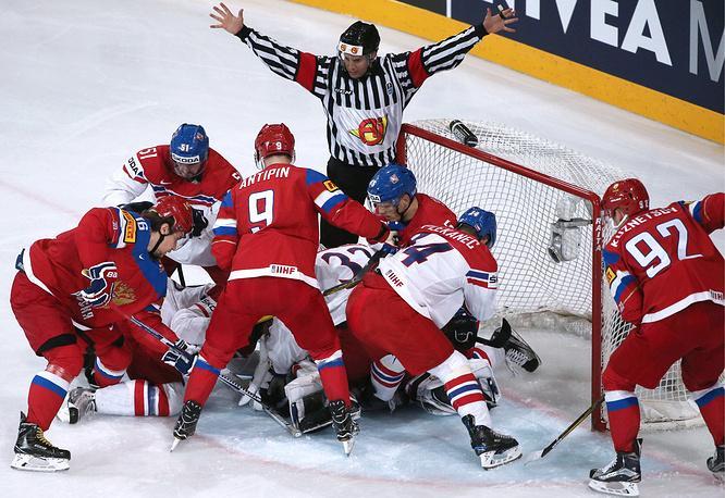 Чемпионат мира по хоккею 2017: расписание матчей и результаты игр - полуфинал