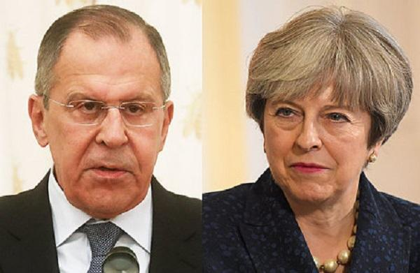 """Лавров о позиции Британии по делу Скрипаля: """"У них две версии"""""""