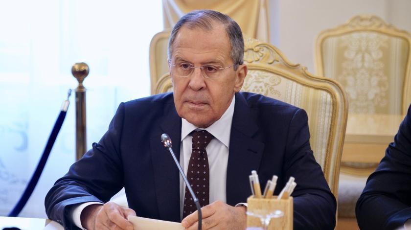 Лавров рассказал, на чём настаивал Трамп в разговоре с Путиным