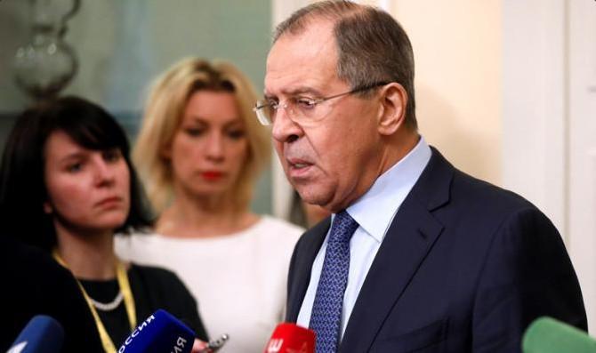 Лавров рассказал о доказательствах того, что ПВО САР сбила часть ракет западных стран