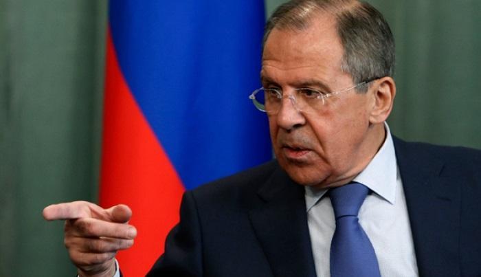 Лавров рассказал британским СМИ, что США хотят сотворить с российским народом
