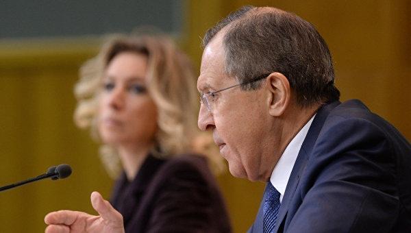 В МИД РФ подняли на смех ультиматум Киева: официальное заявление