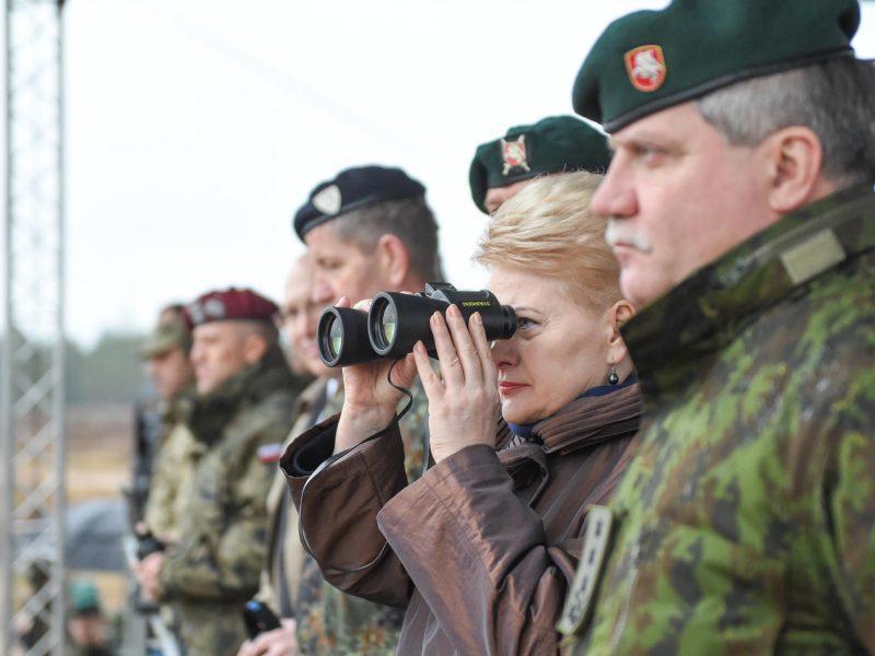 Литва готова к реальной войне с Россией