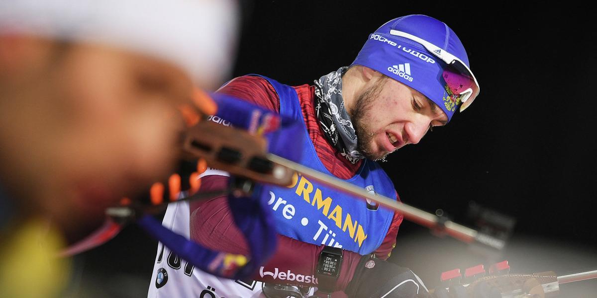 Мужской спринт по биатлону 20 декабря, итоги