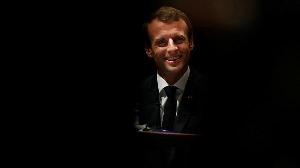 СМИ рассказали о сорванном покушении на Макрона во Франции