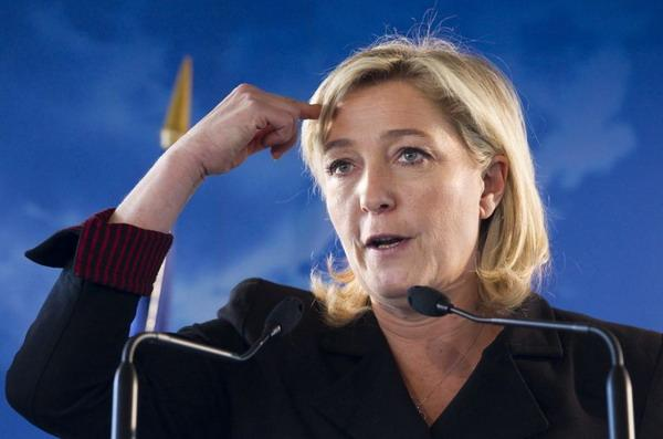 Марин Ле Пен: Хиллари Клинтон в роли президента США – худший вариант для Франции