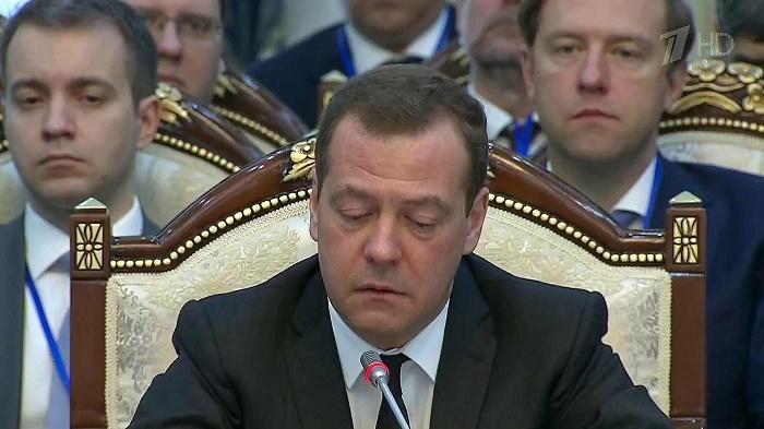 Русский премьер сказал, чем занимался 26марта
