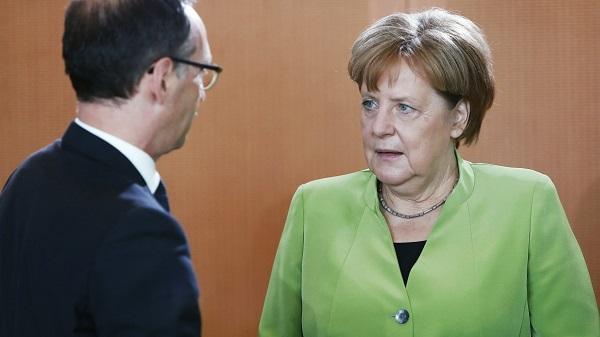 Киев назвал новой санкцией решение Германии по керченскому инциденту