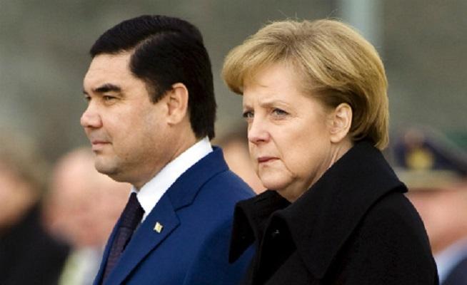 Туркменские чиновники ошарашили власти Германии