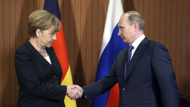 Германия заявила о новых условиях отмены санкций против России