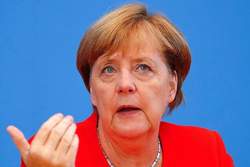 «Хватит!»: Меркель призвала Европу выступить единым фронтом против США
