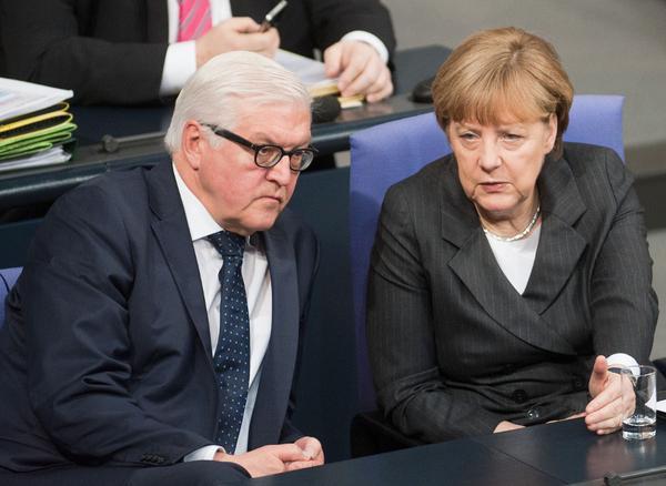 Берлин невидит смысла врасширении «нормандского формата»