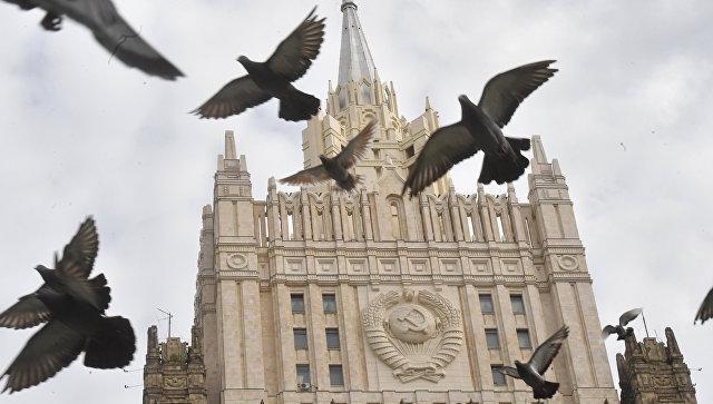 ВМИД Российской Федерации выступили против полной финансовой блокады КНДР
