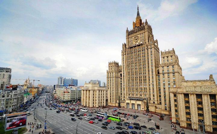 В МИД РФ раскрыли подробности задержания украинского журналиста