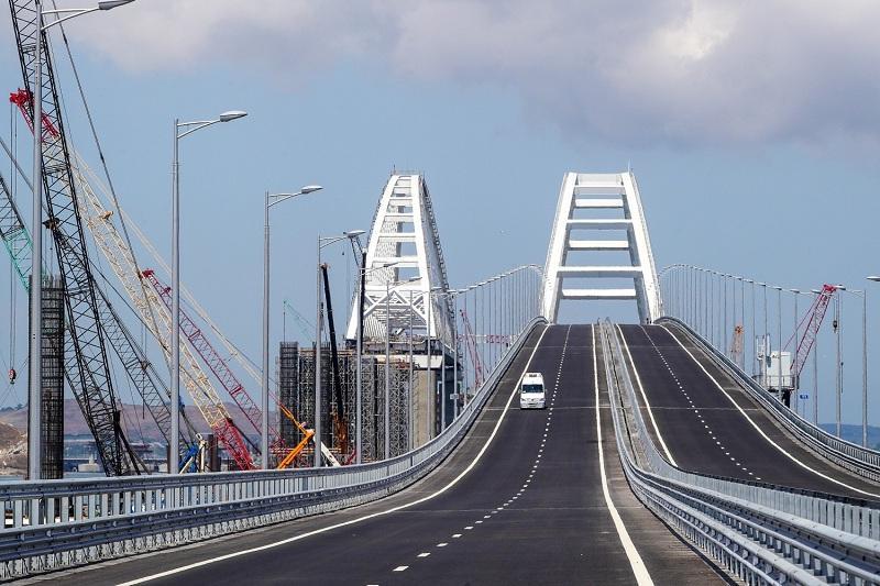 Реакция Москвы на призыв из США взорвать Крымский мост последовала незамедлительно