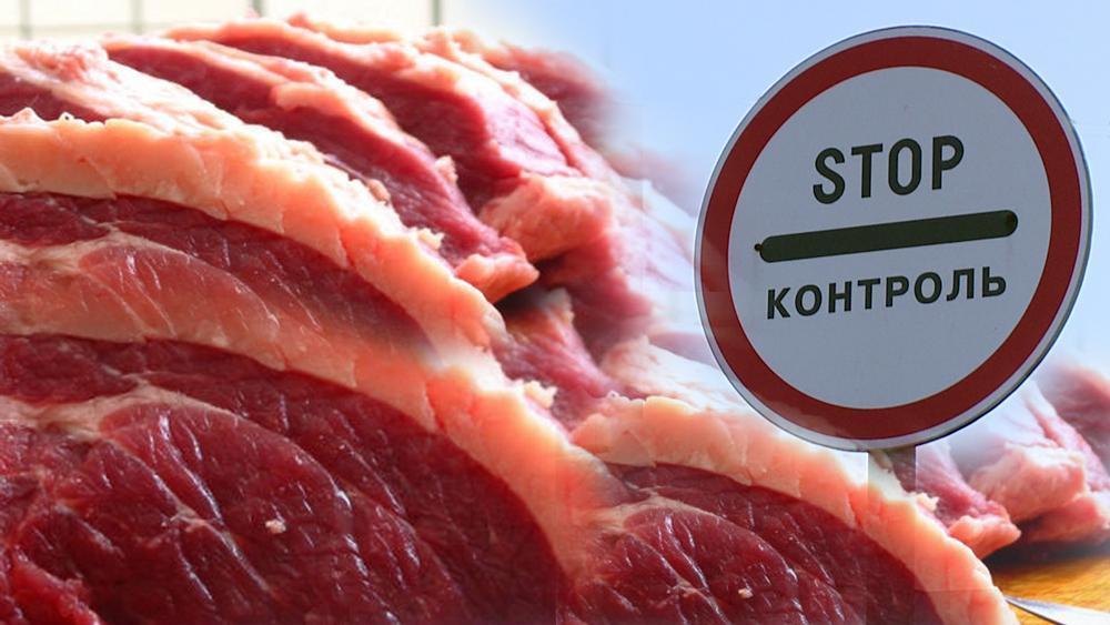Зараженное опасными бактериями мясо попало в Россию из Китая