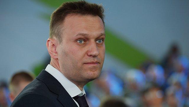 Навальный улетел из России