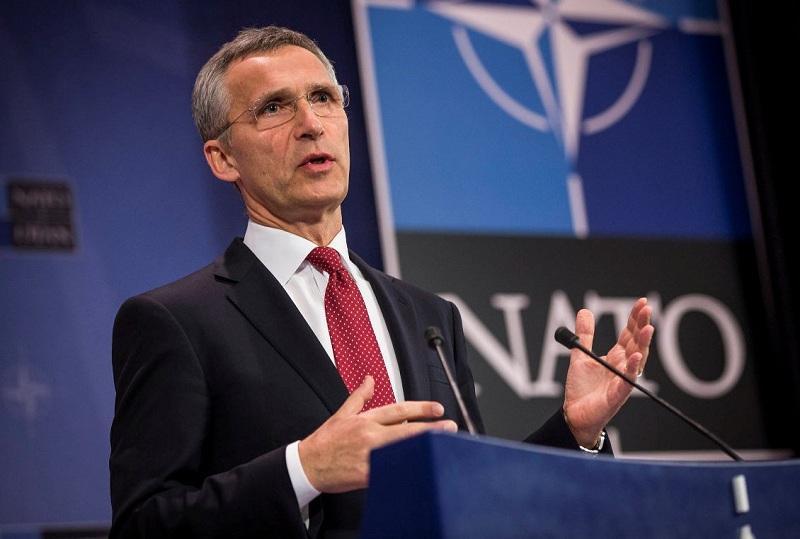 Генсек НАТО: Россия готова применить силу, мы это поняли