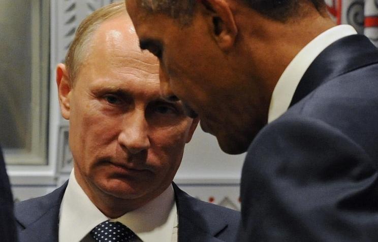 Путин может провести прощальную встречу с Обамой в Перу