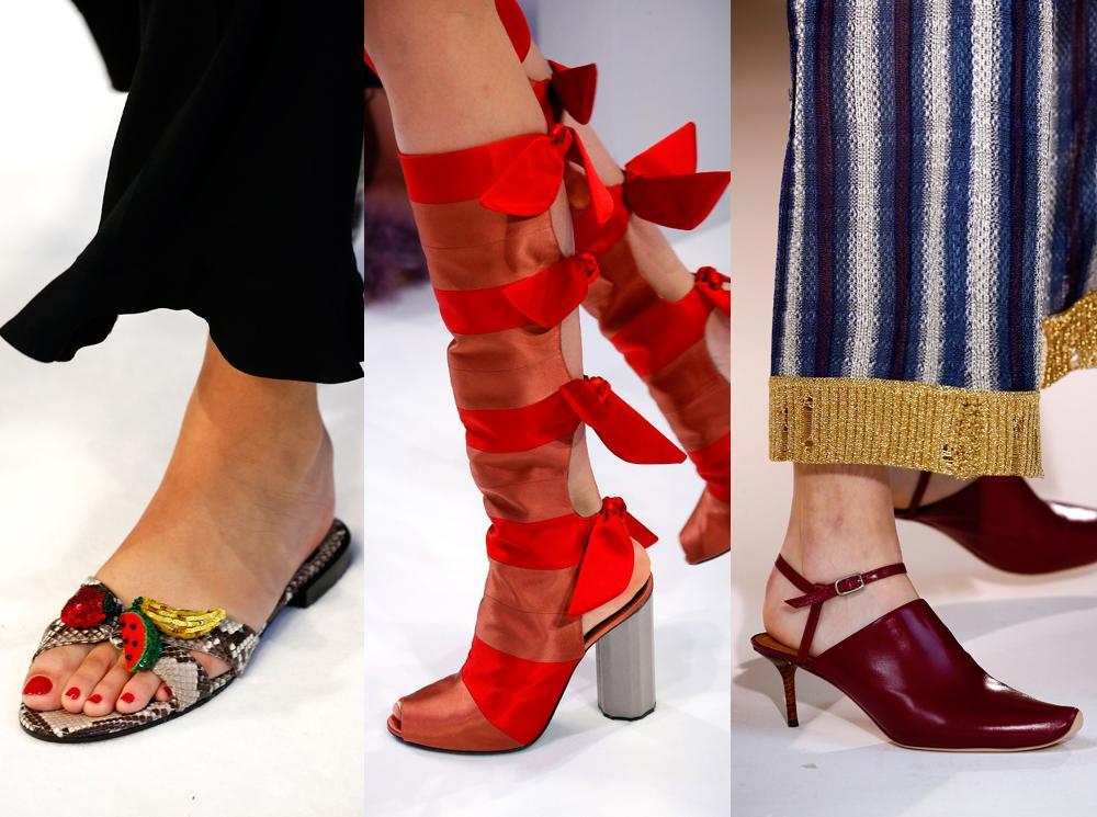 Весна-лето 2017: самая модная обувь сезона