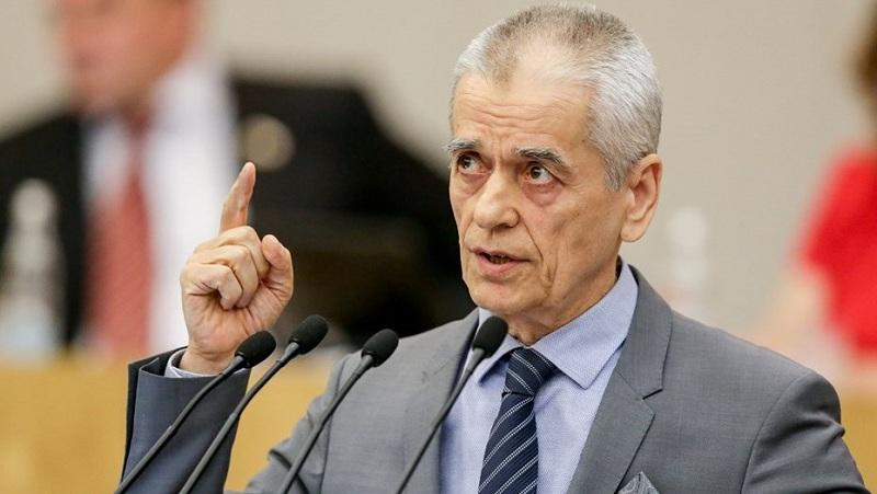 Пенсионная реформа: Онищенко призвал «не нагнетать» и «потрудиться»
