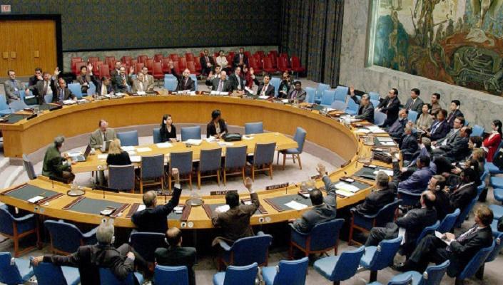 Киев требует признать Россию агрессором в резолюции ООН о миротворцах в Донбассе