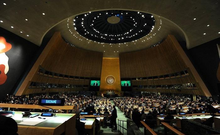 Украина не смогла возразить во время выступления Крыма в ООН