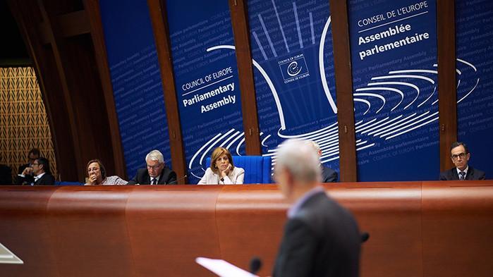 В ПАСЕ разослали странам ЕС закрытый документ о незаконности санкций против РФ