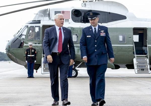 Пенс предупредил Китай о последнем шансе избежать холодной войны с США
