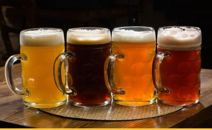 Несмотря на эмбарго Россия увеличила поставки пива на Украину