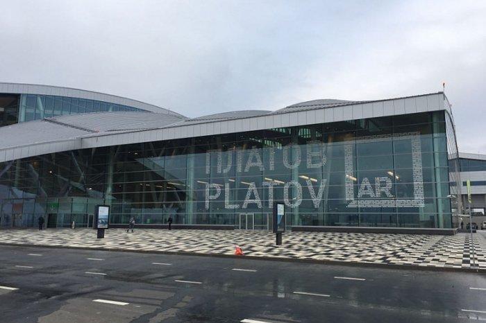 Аэропорт Платов в 1-ый день работы обслужил 5,7 тыс. пассажиров