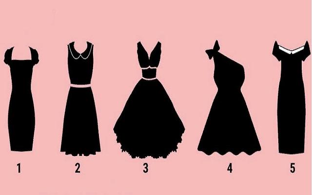 Тест на характер: выбери любимый фасон платья и узнай особенности своего характера