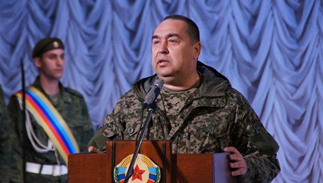 Глава ЛНР расставил все точки над i по ситуации в Луганске
