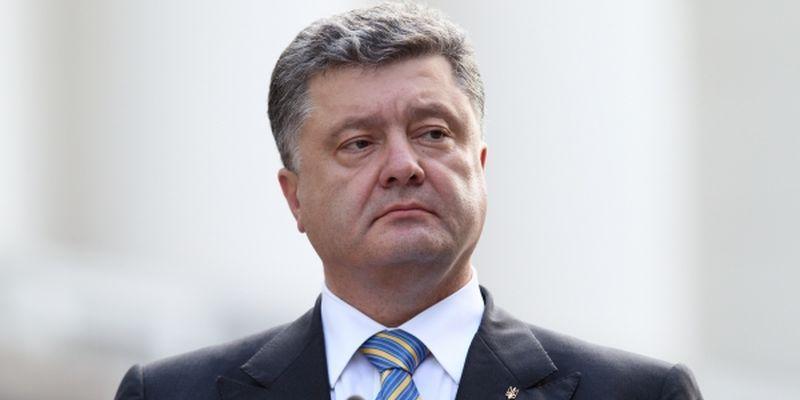 Порошенко сделал громкое заявление относительно Донбасса и Крыма