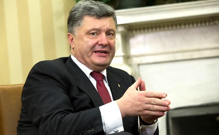 Приказываю остановить русские провокации вКерченском проливе,— Порошенко