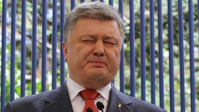 Актер Зеленский со своим предвыборным заявлением в телеэфире подвинул Порошенко