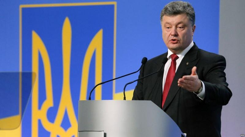 Порошенко рассказал, чем отличаются украинские солдаты от российских военных
