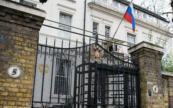 Россияйское посольство в Британии ответило на провокации России в Арктике
