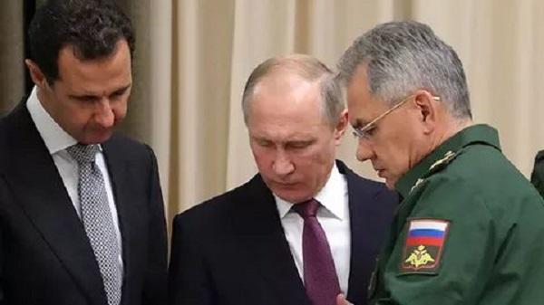 Россия уходит из Сирии с победой