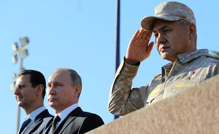 Россия задумала масштабный удар по позициям сирийских боевиков