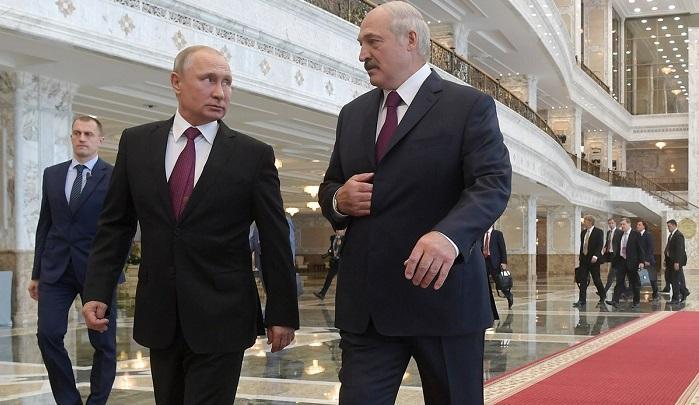 Лукашенко рассказал о «тяжелых» переговорах с Путиным